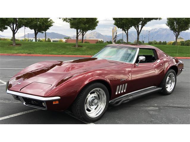 1969 Chevrolet Corvette | 907670