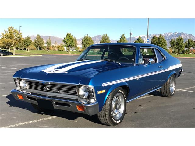 1972 Chevrolet Nova For Sale On Classiccars Com 35 Available