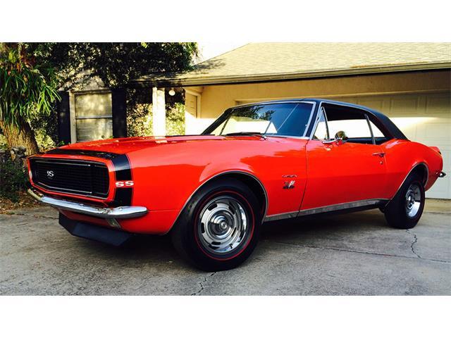 1967 Chevrolet Camaro | 907673