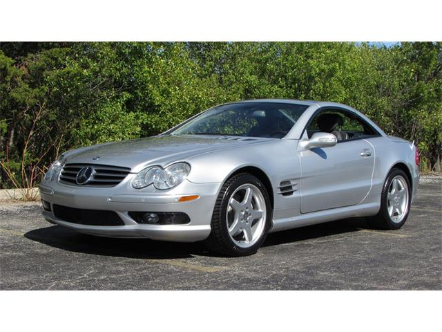 2003 Mercedes-Benz SL500 | 907675