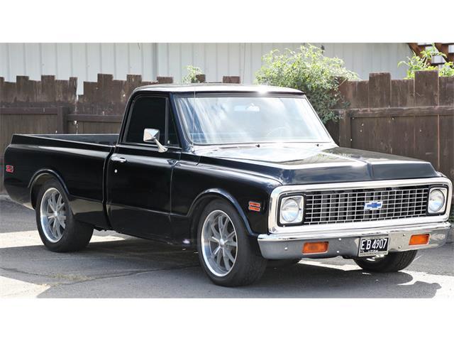 1972 Chevrolet C/K 10 | 907680