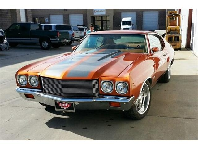 1970 Chevrolet Chevelle | 907681