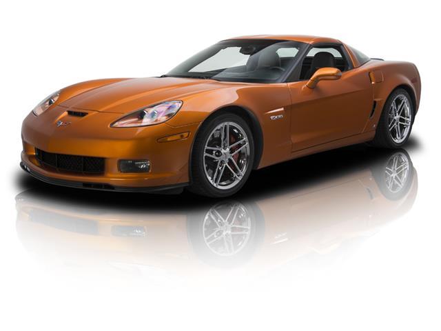 2008 Chevrolet Corvette Z06 | 907691