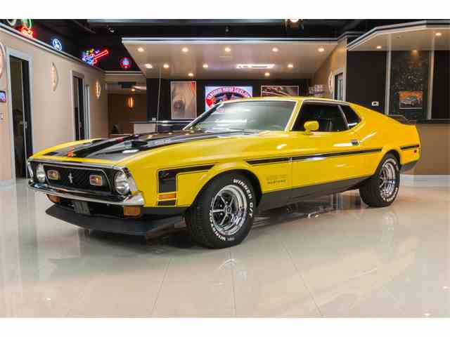 1972 Ford Mustang Boss 351 Recreation | 907692