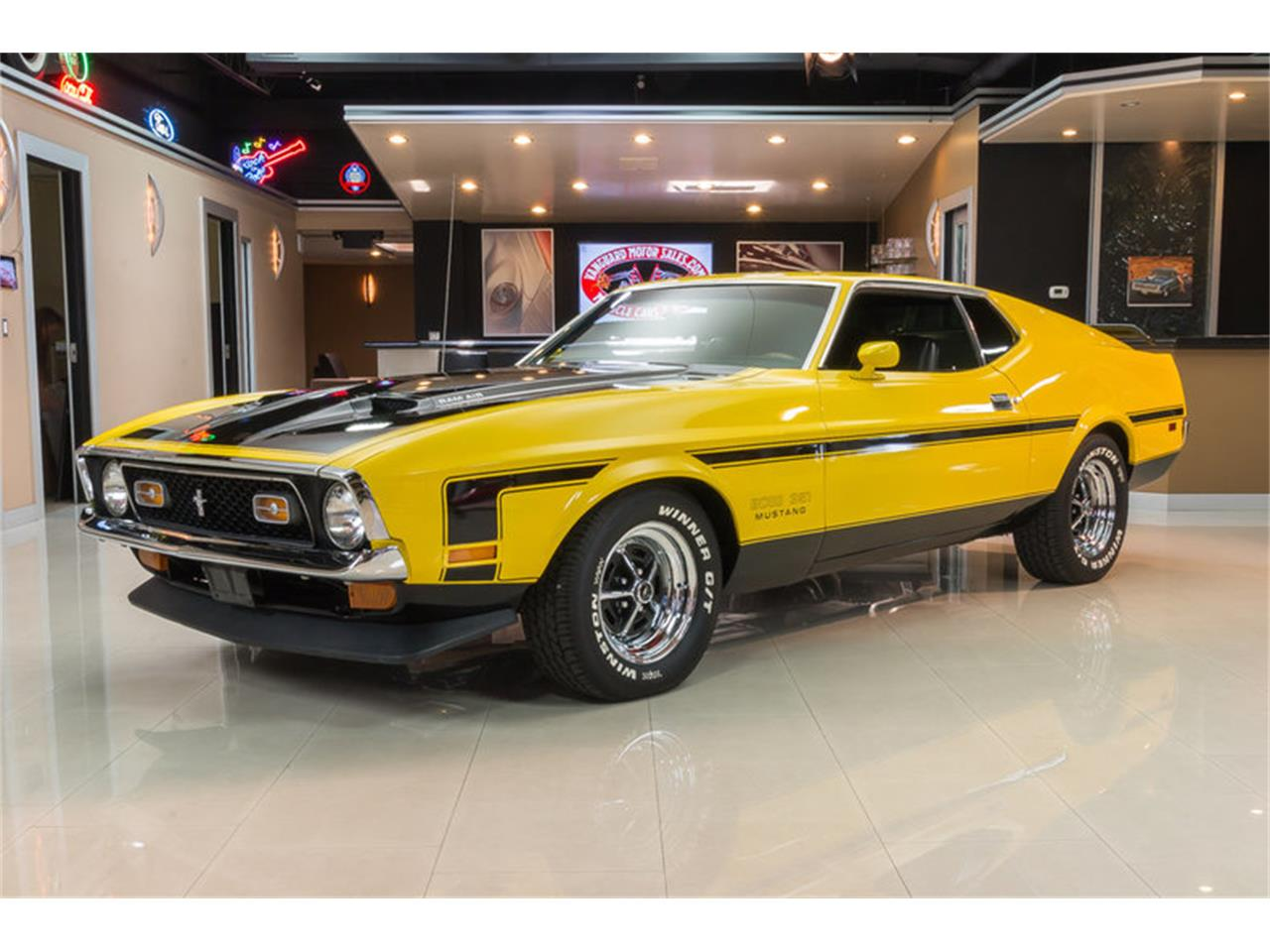1972 Ford Mustang Boss 351 Recreation For Sale