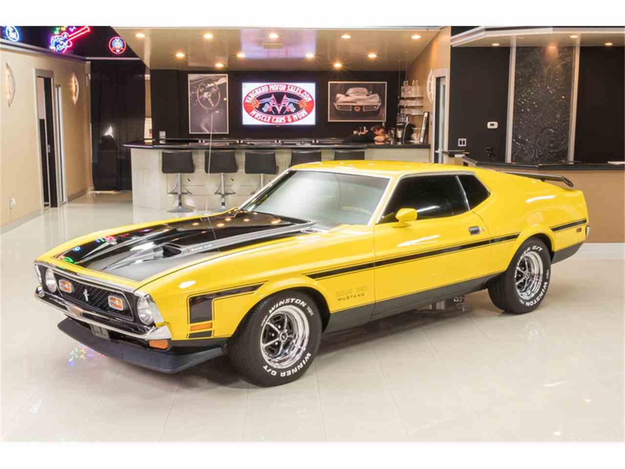 1972 Ford Mustang Boss 351 Pictures To Pin On Pinterest