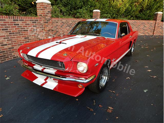 1966 Ford Mustang | 907698