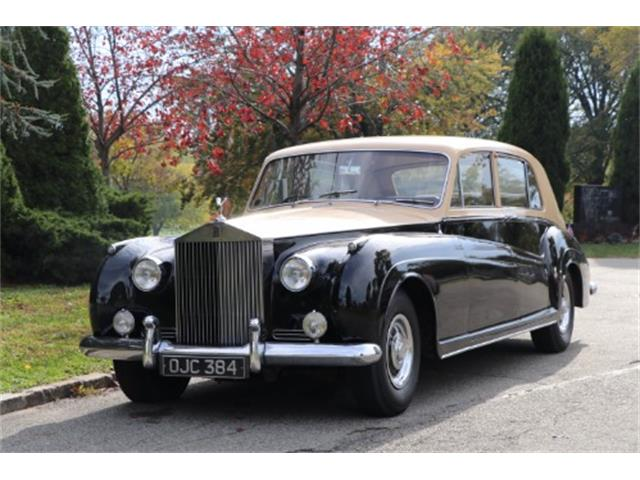 1962 Rolls-Royce Phantom | 907701