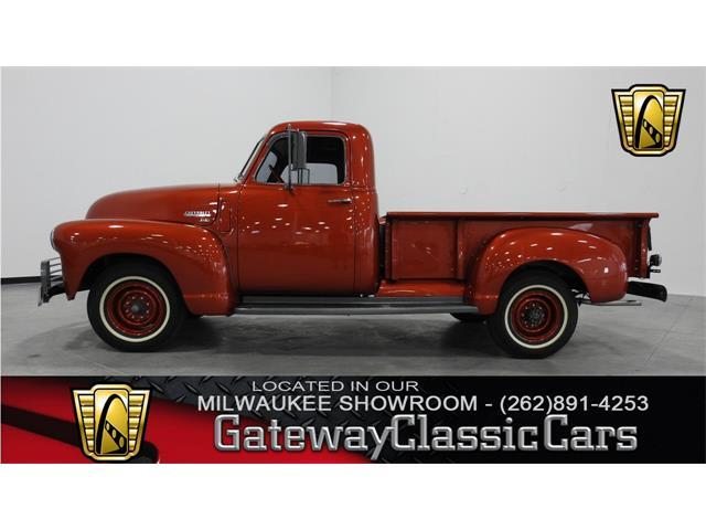 1951 Chevrolet 3600   907702