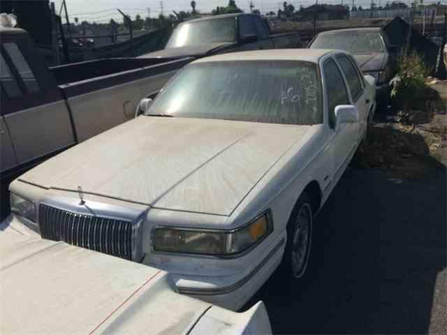 1995 Lincoln Town Car | 900772