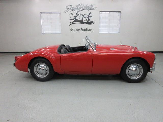 1959 MG MGA | 907722