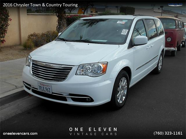2016 Chrysler Town & Country Touring | 907725