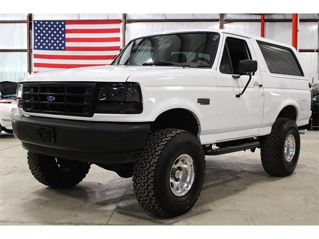 1996 Ford Bronco | 907728