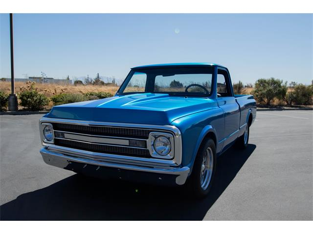 1969 Chevrolet C/K 10 | 907734