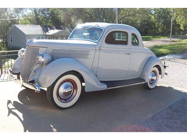1936 Ford Super Deluxe | 907738