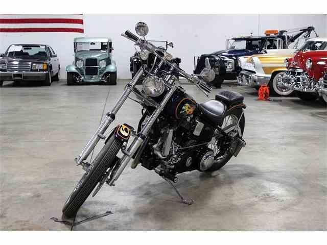 1950 Harley-Davidson Motorcycle | 907746
