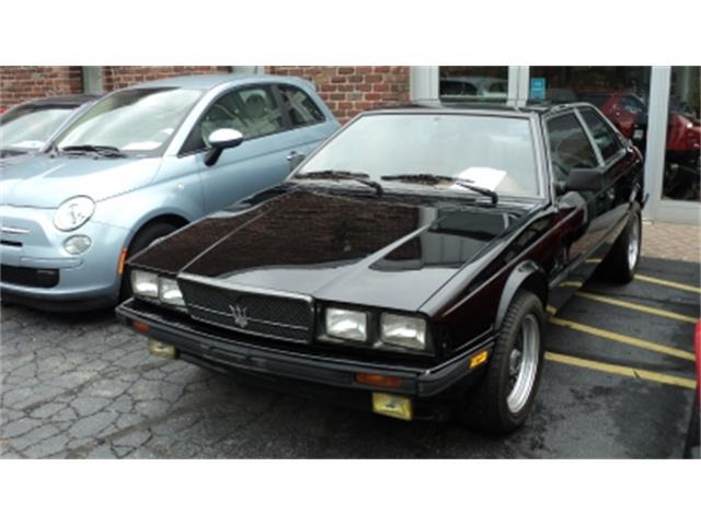 1987 Maserati Biturbo | 907751