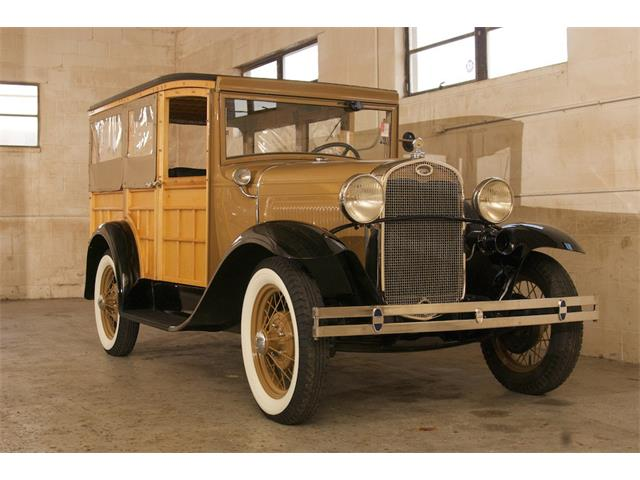 1931 Ford Model A | 907778