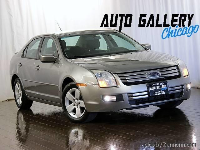 2008 Ford Fusion | 907783