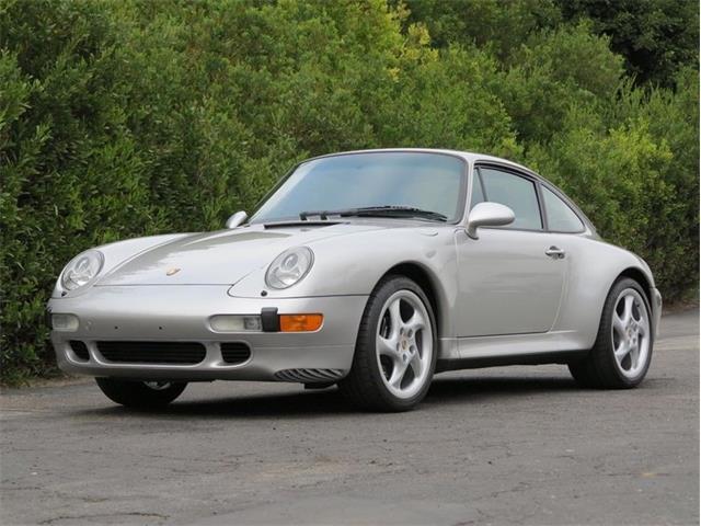 1998 Porsche 911 Carrera S | 907784