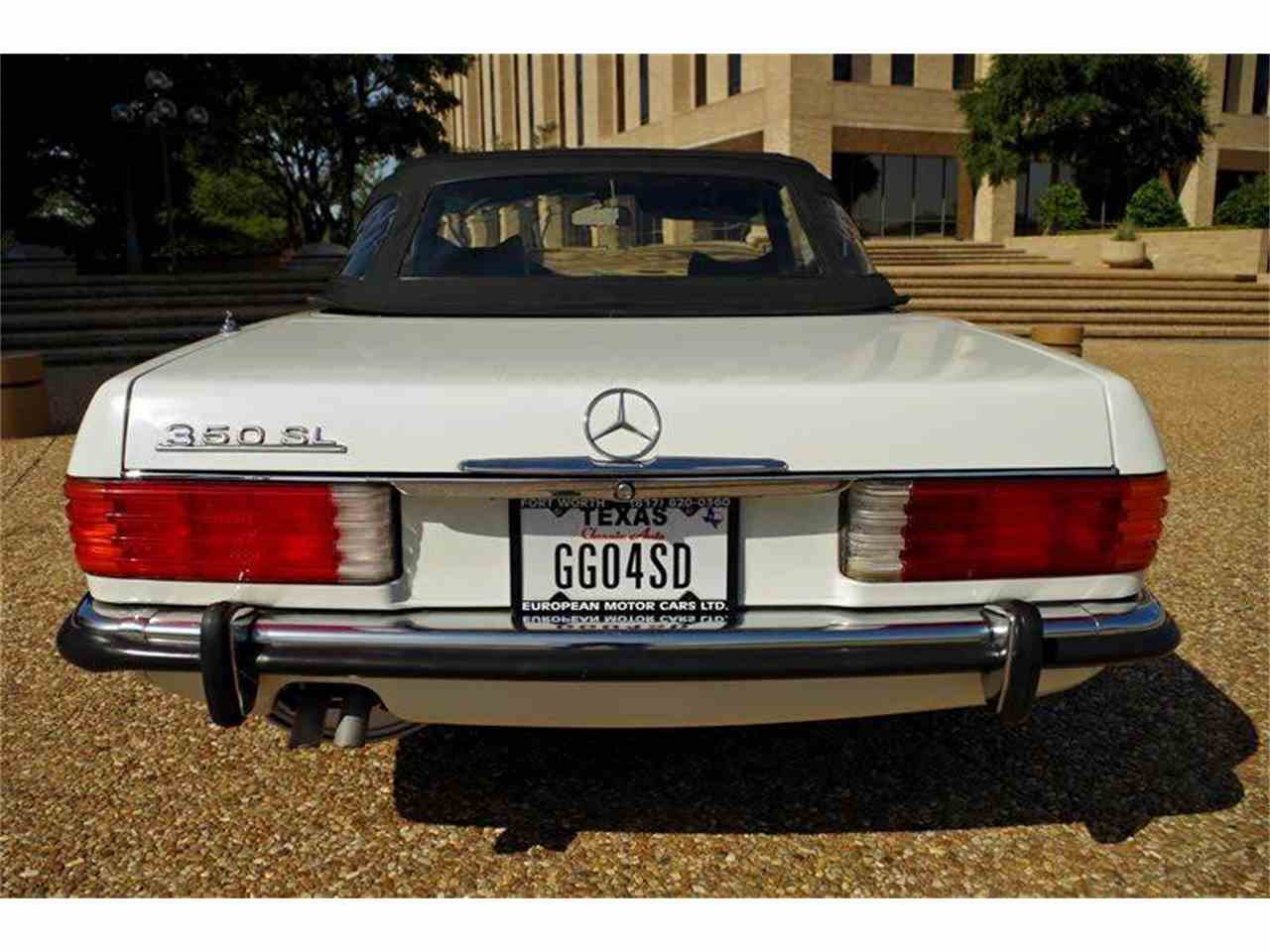 Large Picture of 1972 Mercedes-Benz SL-Class located in Texas - $18,900.00 - JGGA