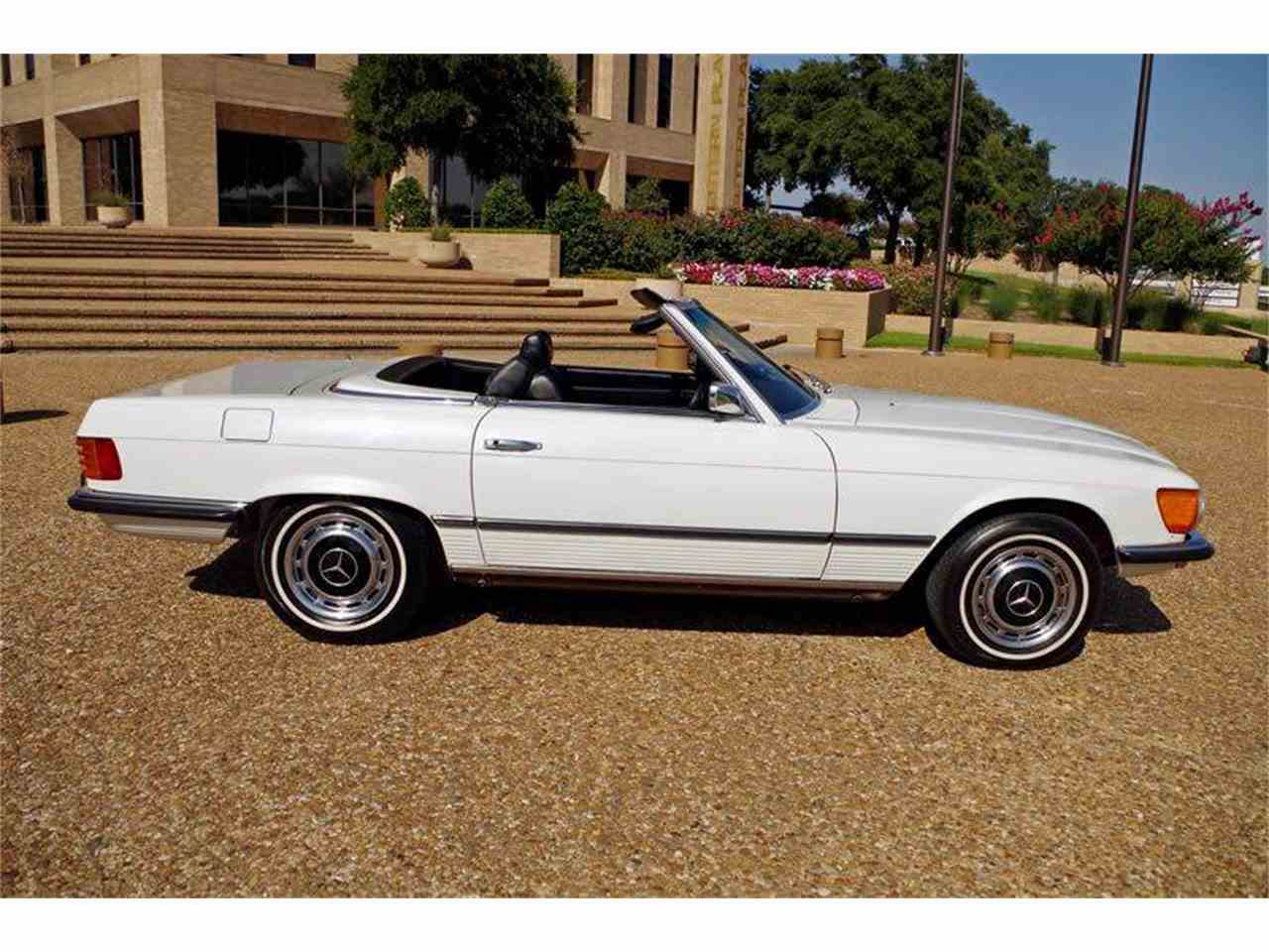 Large Picture of '72 Mercedes-Benz SL-Class located in Texas - JGGA