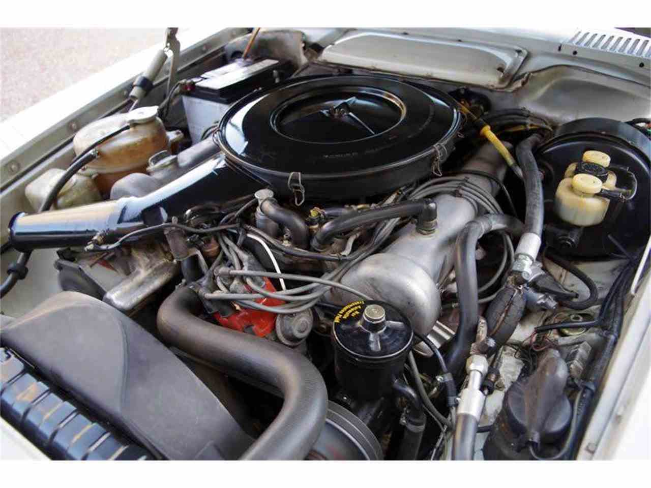 Large Picture of 1972 Mercedes-Benz SL-Class located in Fort Worth Texas - $18,900.00 Offered by European Motor Cars LTD - JGGA