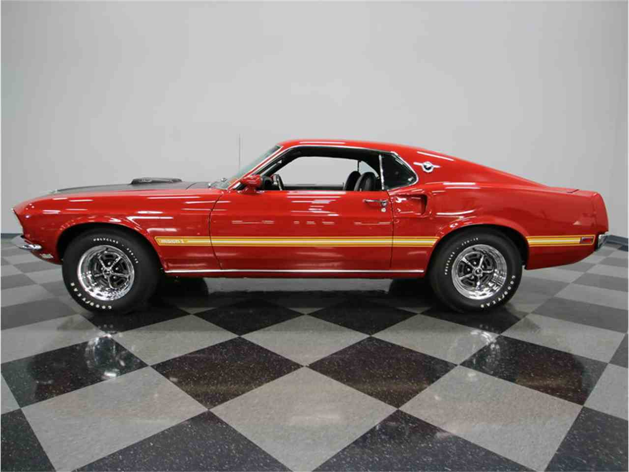 Ford Mustang For Sale Under 50001997 Gt 1964 1969 Mach 1 Cobra Jet Classiccars