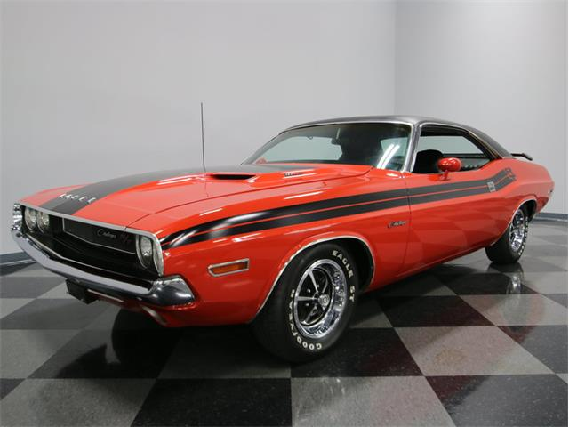1970 Dodge Challenger R/T | 907792
