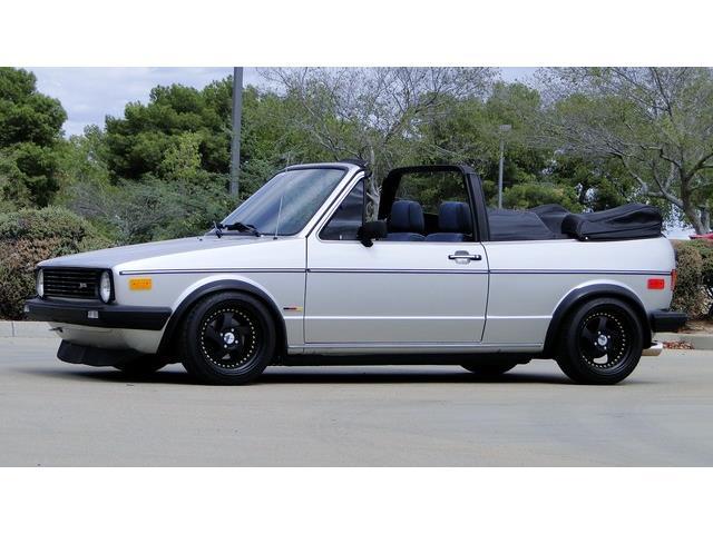 1984 Volkswagen MK1 Rabbit Convertible | 907815