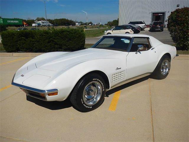1972 Chevrolet Corvette | 907816