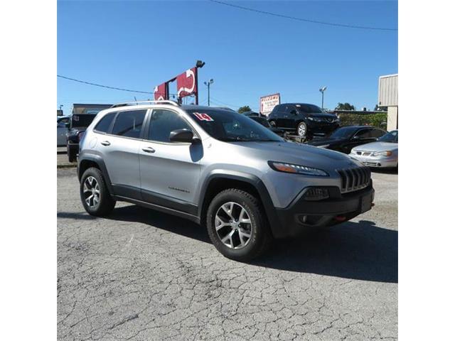 2014 Jeep Cherokee | 907817