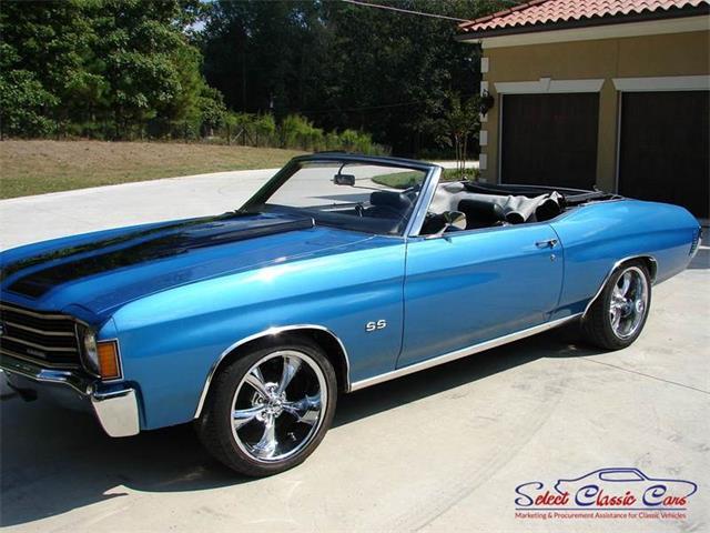 1972 Chevrolet Chevelle | 907821