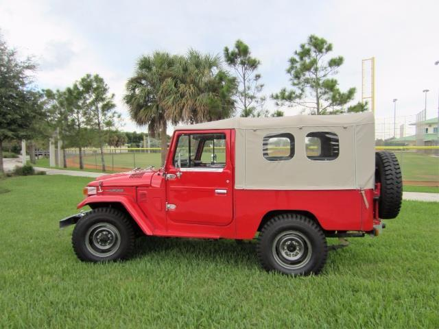 1972 Toyota Land Cruiser FJ | 907828