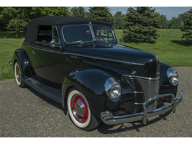 1940 Ford Deluxe 2 Door Club Coupe | 907836