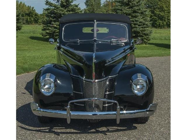 1940 Ford Delux 2 Door Club Coupe | 907836