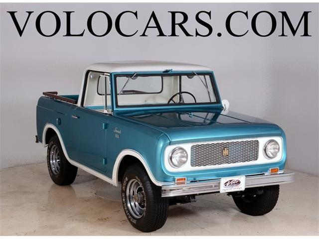 1964 International 110 Scout | 907837