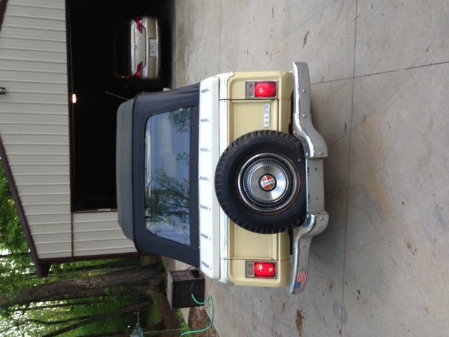1969 Kaiser Jeep Convertible | 907846