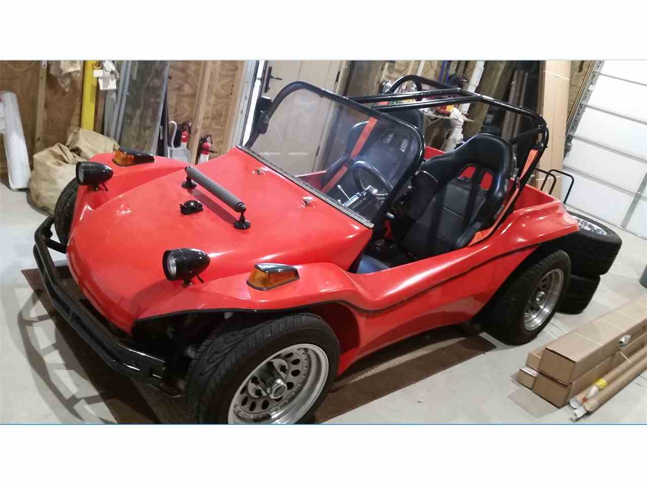 Vw Dune Buggy : Volkswagen dune buggy for sale classiccars cc