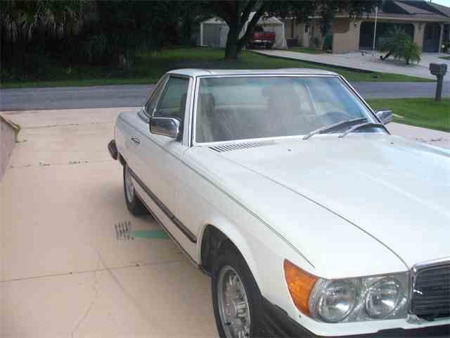 1982 Mercedes-Benz SL380   907860