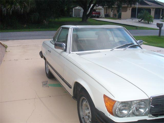 1982 Mercedes-Benz SL380 | 907860