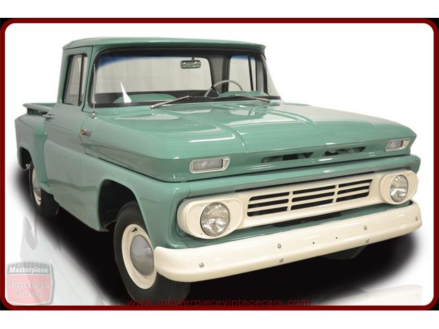 1962 Chevrolet C/K 10 | 907861
