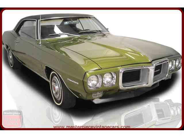 1969 Pontiac Firebird | 907872