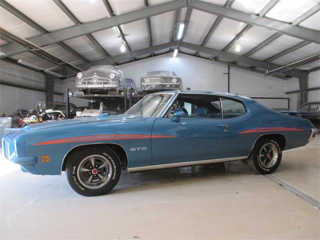 1971 Pontiac GTO | 907873