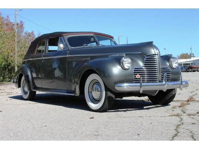 1940 Buick Roadmaster 4dr CVT | 907882