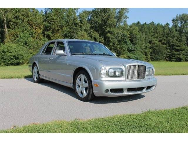 2003 Bentley Arnage | 907883