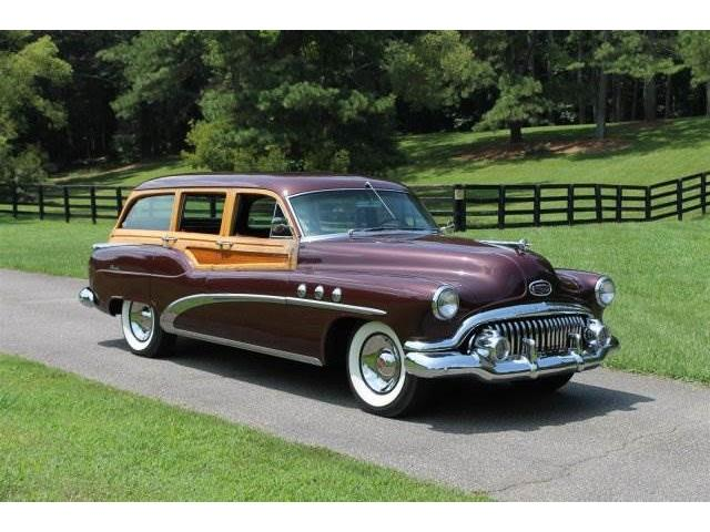 1952 Buick Woody Wagon | 907885
