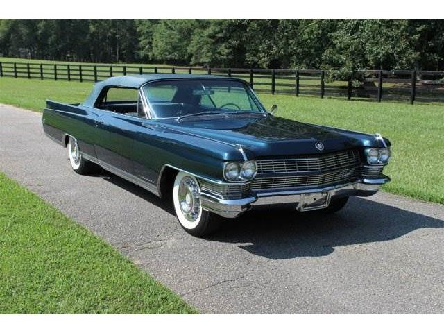 1964 Cadillac Series 62 Eldorado | 907887