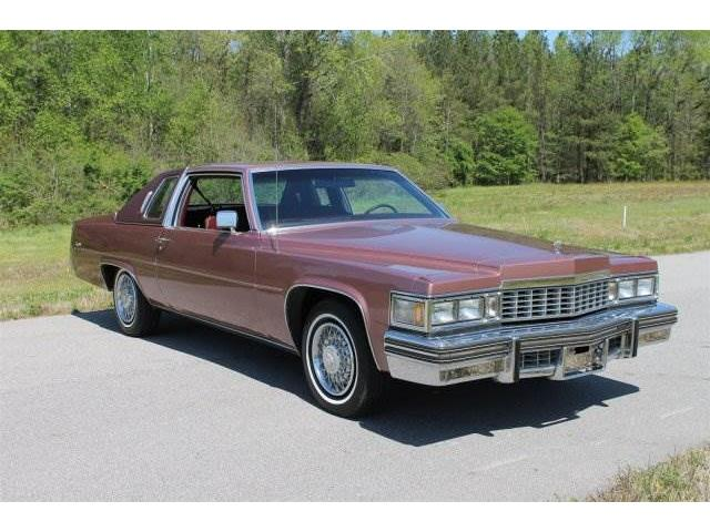 1977 Cadillac DeVille | 907889