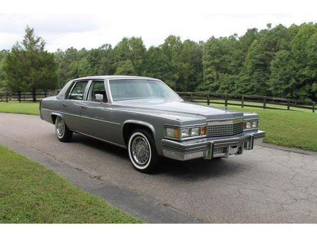 1979 Cadillac Sedan DeVille | 907890